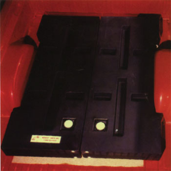 Weight-Mates in Truck, Truck Bed Tanks, Pick Up Truck Ballast Weight, Weight Ballast for Trucks, Granger Plastics